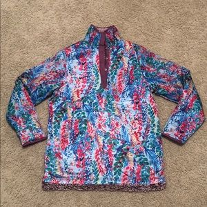 c4e0a6a3919 Catch The Wave Lilly Inspired Reversible Sherpa